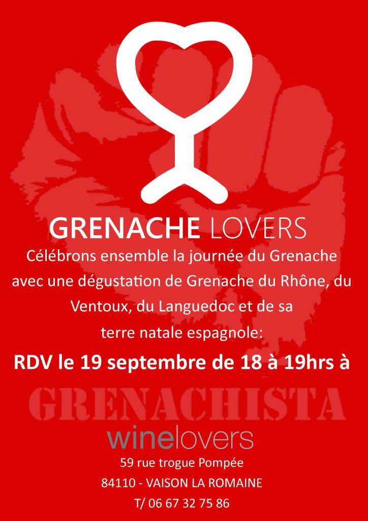 grenache day 2014