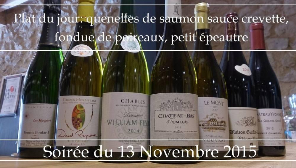 soiree 13 Novembre